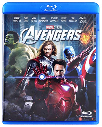 Marvel's The Avengers [Blu-Ray] [Region B] (IMPORT) (Keine deutsche Version) von Galapagos