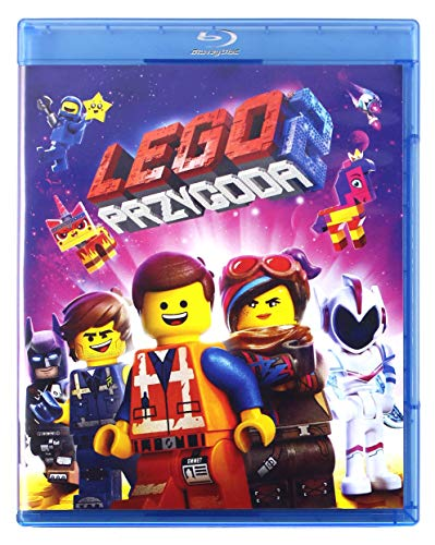 The Lego Movie 2: The Second Part [Blu-Ray] [Region Free] (IMPORT) (Keine deutsche Version) von Galapagos
