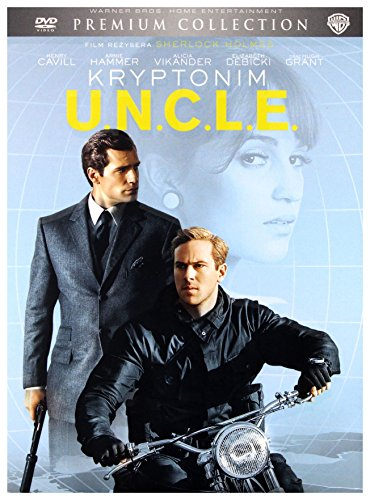 The Man from U.N.C.L.E. [DVD] (IMPORT) (Keine deutsche Version) von Galapagos