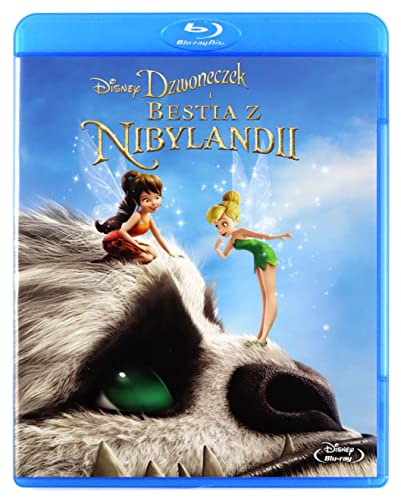 Tinker Bell and the Legend of the NeverBeast [Blu-Ray] [Region Free] (IMPORT) (Keine deutsche Version) von Galapagos