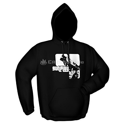 Kapu GUNPLAY black Gr.S von GamersWear