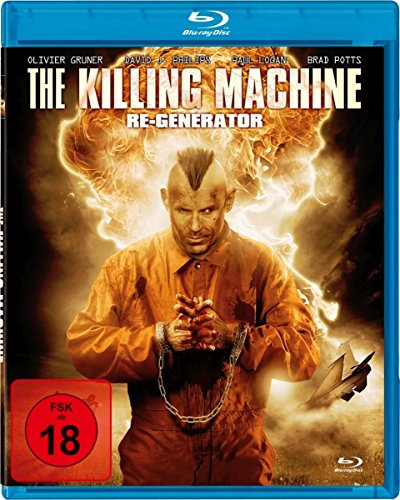 The Killing Machine - Re-Generator [Blu-ray] von Great Movies (Delta Music)