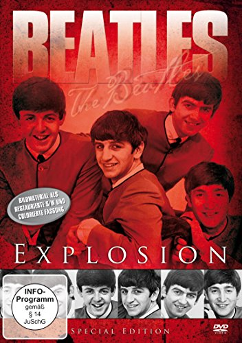 The Beatles Explosion - Die Beatlemania Dokumentation [Special Edition] von Great Movies GmbH