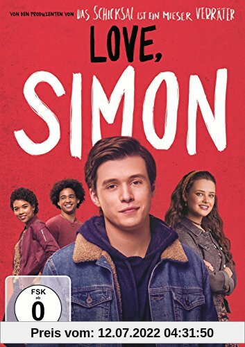 Love, Simon von Greg Berlanti