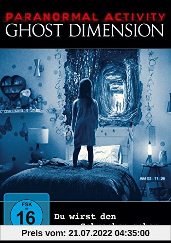 Paranormal Activity: Ghost Dimension von Gregory Plotkin