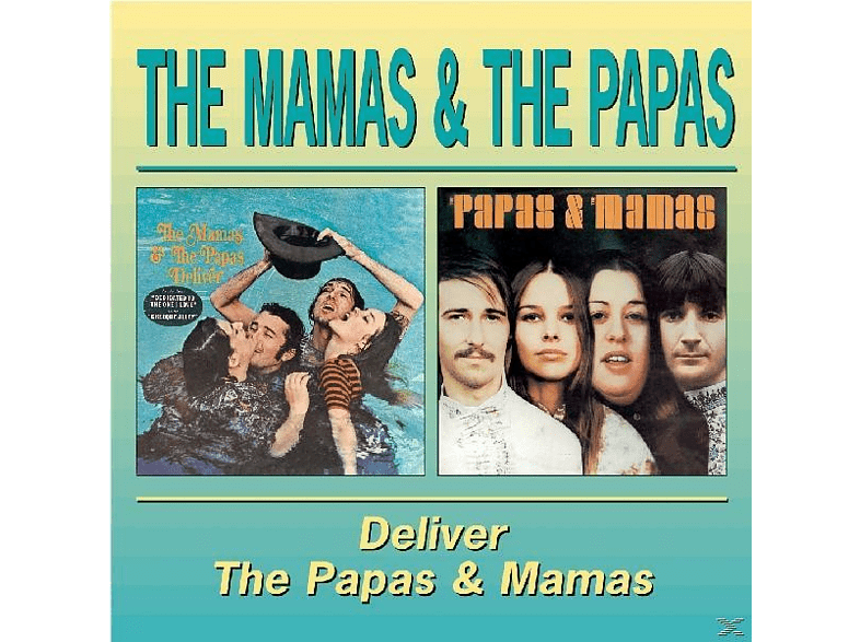 The Mamas And The Papas - Deliver [CD] von BGO