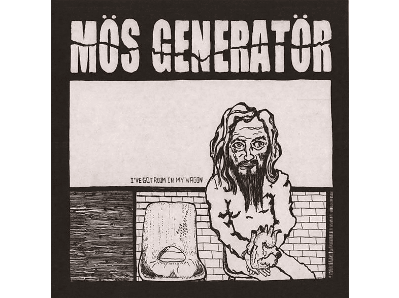 Mos Generator - I VE GOT ROOM IN MY WAGON (Vinyl) von H42 RECORD