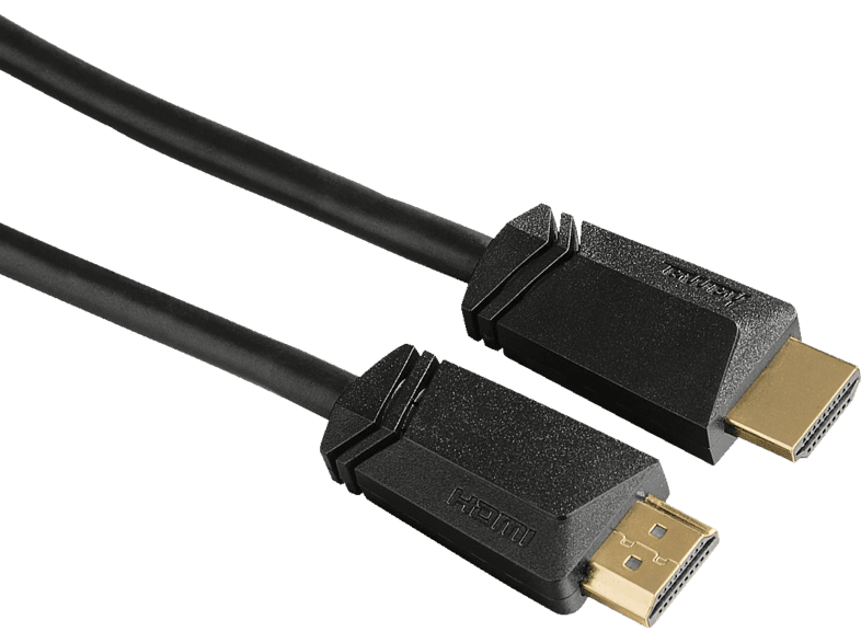 HAMA High Speed, HDMI Kabel, 0.75 m von HAMA
