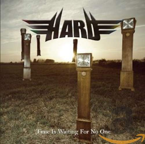 Time Is Waiting for No One von HARD