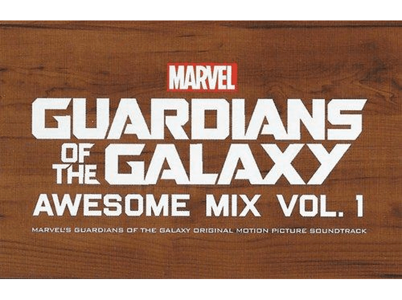 OST/VARIOUS - Guardians Of The Galaxy: Awesome Mix Vol.1 (MC) [MC (analog)] von HOLLYWOOD