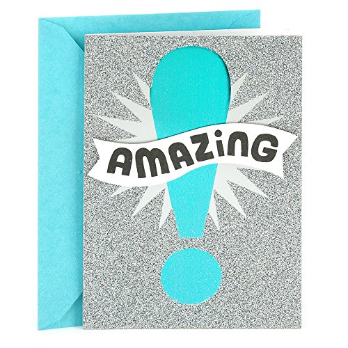 Hallmark Congratulations Card or Graduation Card (Amazing) von Hallmark