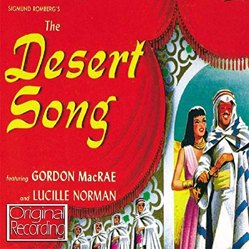 The Desert Song von Hallmark