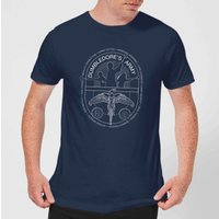Harry Potter Dumblerdore's Army Men's T-Shirt - Navy - M - Marineblau von Harry Potter