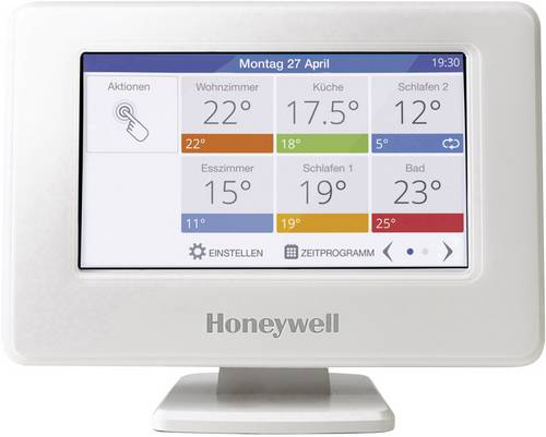 Honeywell Home Gateway evohome THR99C3100 von Honeywell