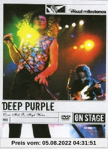 Deep Purple - Come Hell or High Water (On Stage/ Big) von Hugh Symonds