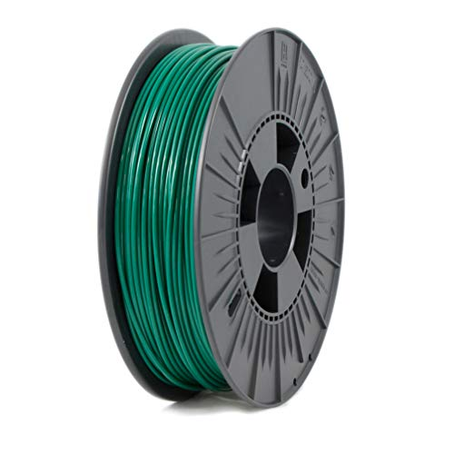 ICE FILAMENTS ICEFIL3ABS094 ABS Filament, 2,85 mm, 0,75 kg, Daring Darkgreen von ICE FILAMENTS