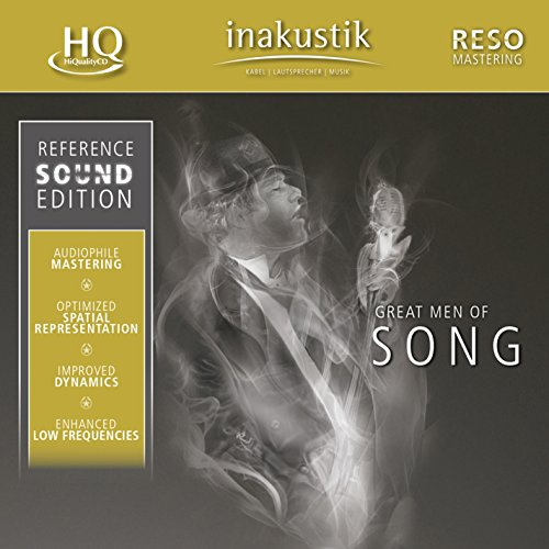 Great Men of Song (Hqcd) von INAKUSTIK