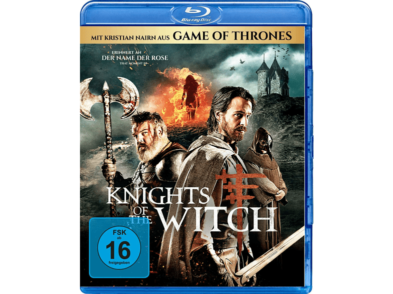 Knights Of The Witch Blu-ray von INDEED FIL