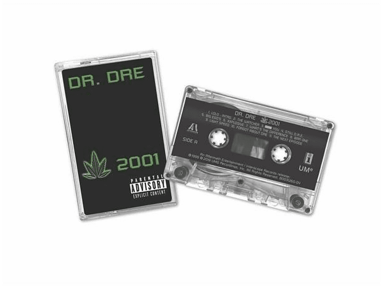 Dr. Dre - 2001 (MC) [MC (analog)] von INTERSCOPE