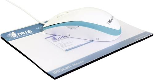 IRIS by Canon IRIScan™ Mouse Executive 2 Maus-Scanner A3 300 x 300 dpi USB von IRIS by Canon