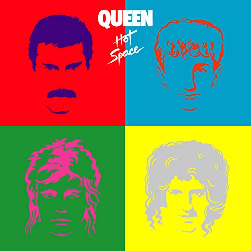 Hot Space (2011 Remastered) Deluxe Edition von ISLAND