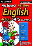 Action SATS Learning English Key Stage 2 7-11 Years von Idigicon
