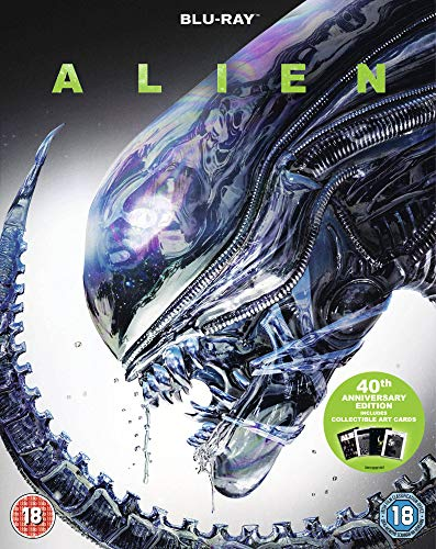 Alien [Blu-Ray] [Region B] (IMPORT) (Keine deutsche Version) von Import-L