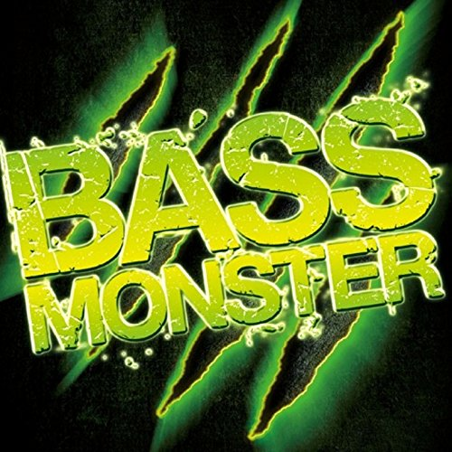 V.A. - Bass Monster [Japan CD] SCMD-110 von Indies Japan