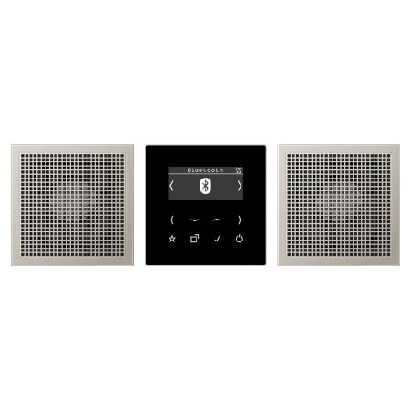 DABES2BT  - Smart Radio DAB+ Bluetooth-Set Stereo DABES2BT von JUNG