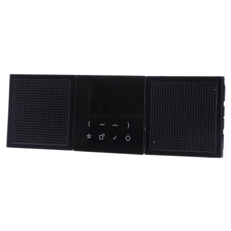 DABLS2BTSW  - Smart Radio DAB+ Bluetooth-Set Stereo DABLS2BTSW von JUNG