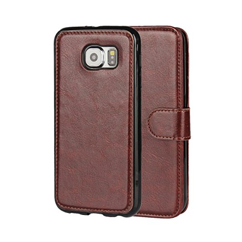 fmwszb2in1 Samsung, S6, S6- Brown von Jaorty