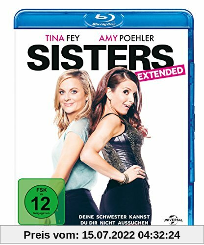 Sisters [Blu-ray] von Jason Moore