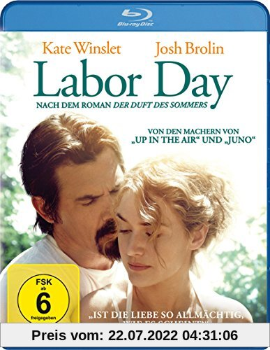 Labor Day [Blu-ray] von Jason Reitman