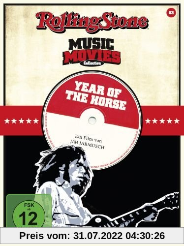 Year of the Horse / Rolling Stone Music Movies Collection von Jim Jarmusch
