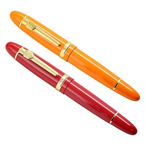 6 pcs Metall Füller Füllhalter Füllfederhalter Perfekt Geschenk für Büro,