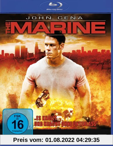 The Marine [Blu-ray] von John Bonito