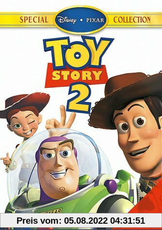 Toy Story 2 (Special Collection) von John Lasseter