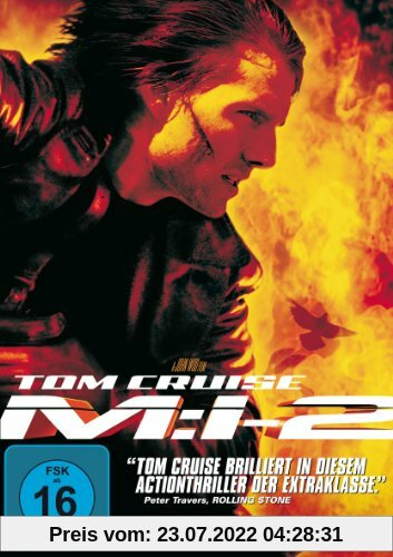 Mission Impossible 2 von John Woo