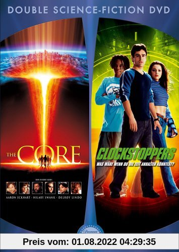 The Core - Der innere Kern / Clockstoppers [2 DVDs] von Jon Amiel