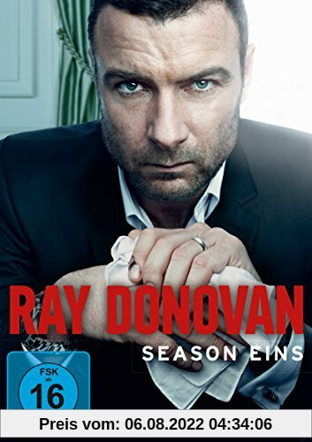 Ray Donovan - Season 1 [4 DVDs] von Jon Voight