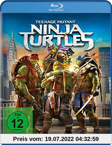 Teenage Mutant Ninja Turtles [Blu-ray] von Jonathan Liebesman