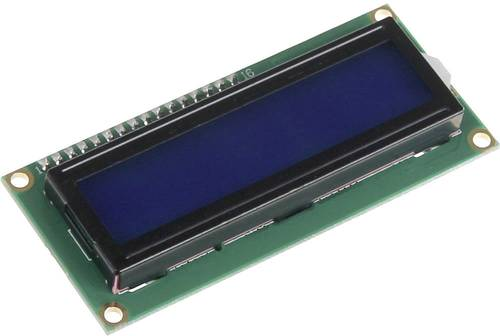 Joy-it SBC-LCD16x2 Display-Modul 6.6cm (2.6 Zoll) 16 x 2 Pixel Passend für: Raspberry Pi, Arduino, von JOY-IT