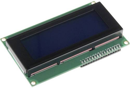 Joy-it SBC-LCD20x4 Display-Modul 11.4cm (4.5 Zoll) 20 x 4 Pixel Passend für: Raspberry Pi, Arduino, von JOY-IT