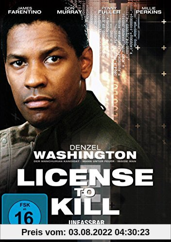 License to Kill von Jud Taylor