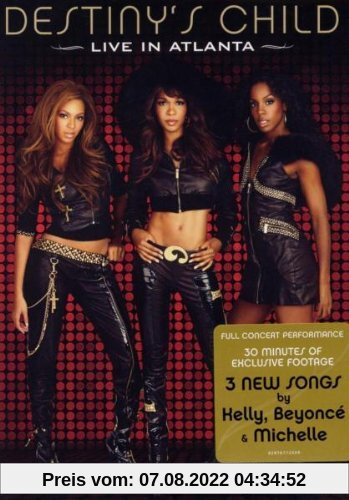 Destiny's Child - Live in Atlanta von Julia Knowles