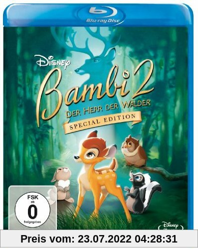 Bambi 2 [Blu-ray] [Special Edition] von Jun Falkenstein