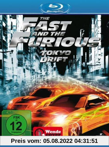 The Fast and the Furious: Tokyo Drift [Blu-ray] von Justin Lin