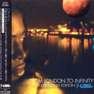 From London to Infinity - Gir von Jvc Japan