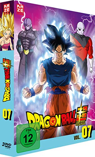 Dragonball Super - TV-Serie - Vol. 7 - [DVD] von AV Visionen