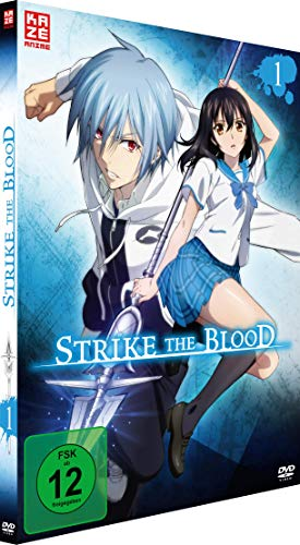 Strike the Blood - Staffel 1 - Vol.1 - [DVD] von AV Visionen